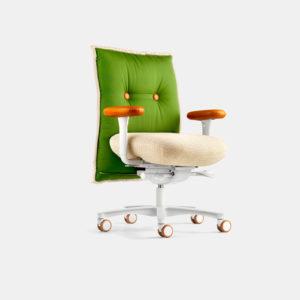 Der BRASILIAN CHAIR 97 von LÖFFLER überzeugt mit Design